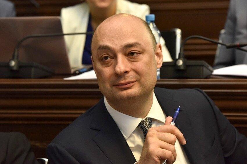 You May See Me In Georgian Politics Again – Giorgi Kobulia