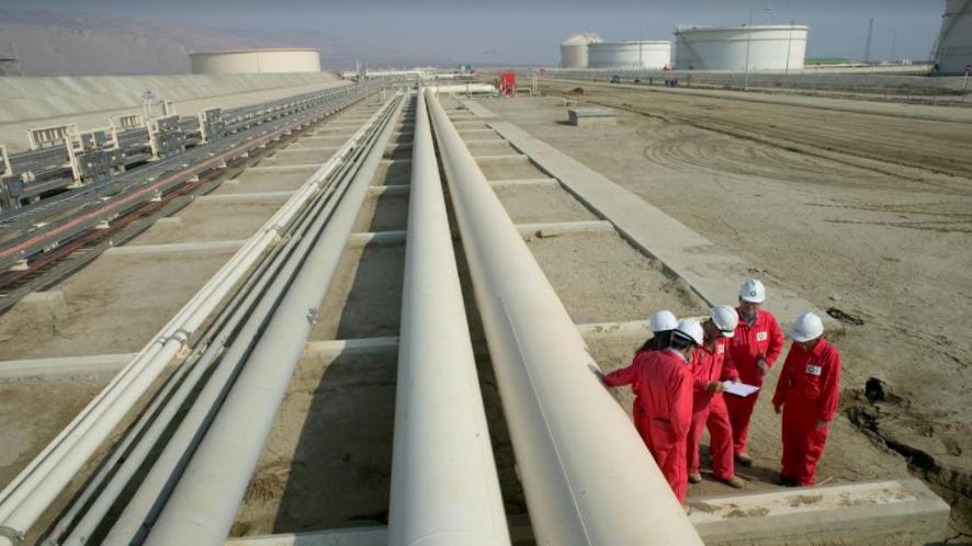 Oil Pumping Via Baku-Tbilisi-Ceyhan Through Turkey Down 11%