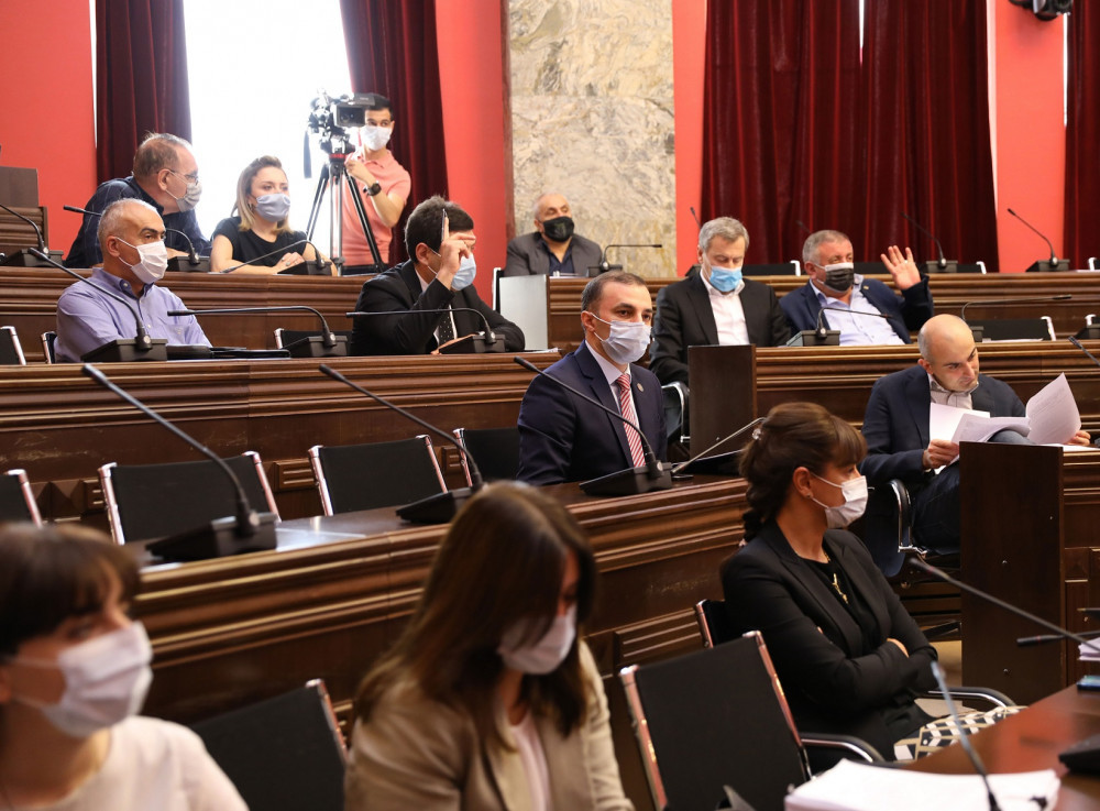 REGIONAL POLICY AND SELF-GOVERNMENT COMMITTEE APPROVED THE LEGAL INITIATIVES BY ADJARA AR SUPREME COUNCIL