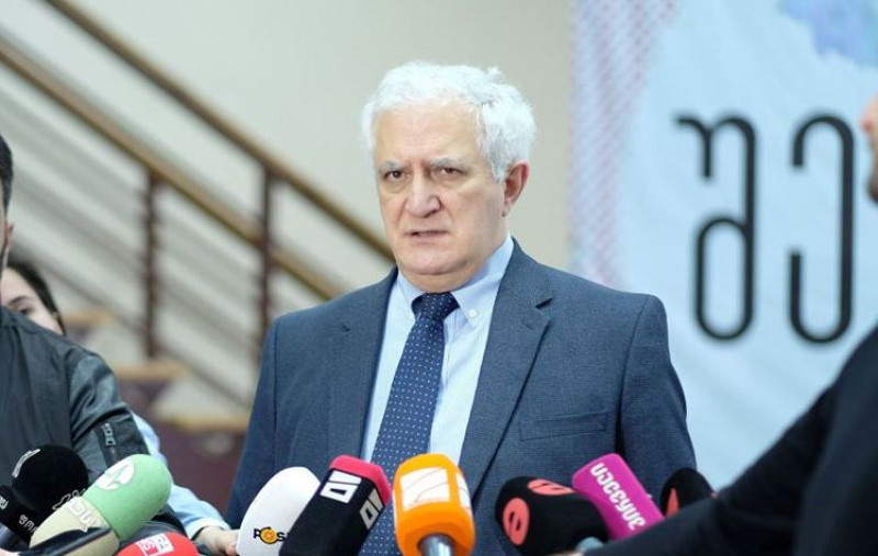 If New COVID-Cases Continue To Grow, We Will Intitate Strict Restriction - Gamkrelidze