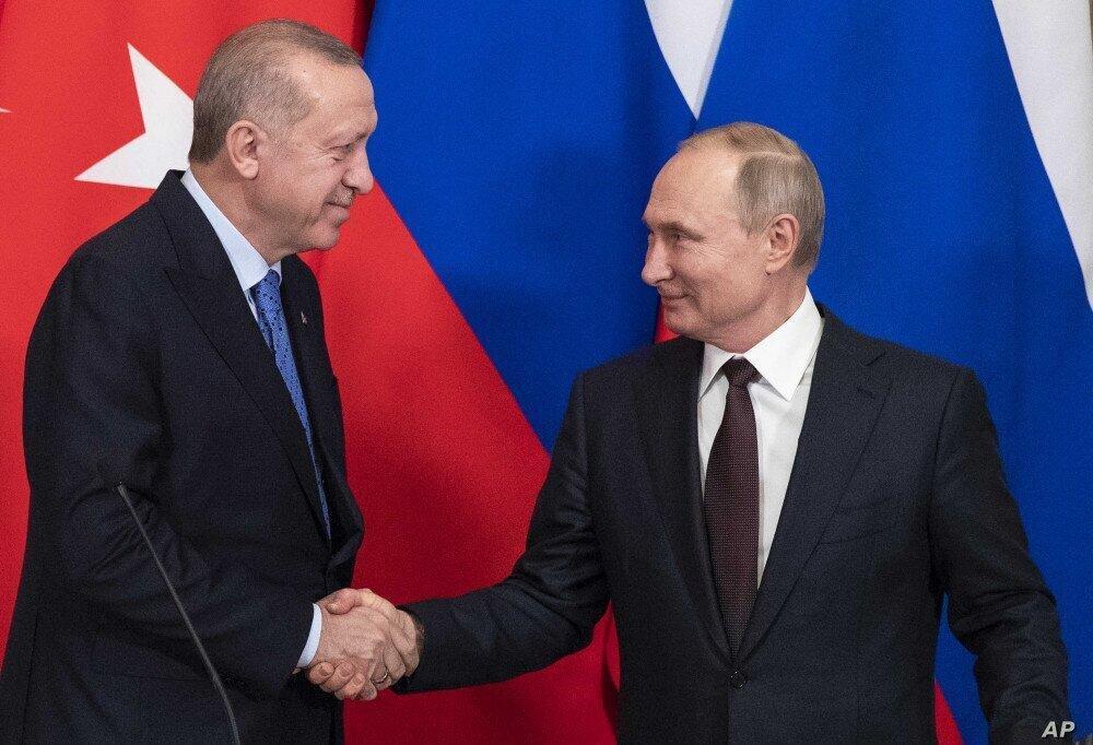 თურქეთი რუსეთთან სავაჭრო ურთიერთობების გაღრმავებას გეგმავს