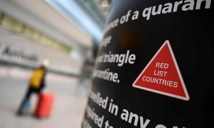 საქართველო წითელი ზონის ქვეყნად ბრიტანეთმაც გამოაცხადა