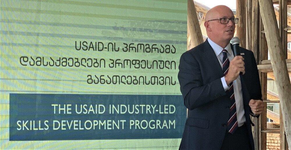 USAID-ის ახალი პროექტი საქართველოში პროფესიულ განათლებას $24 მილიონით დააფინანსებს