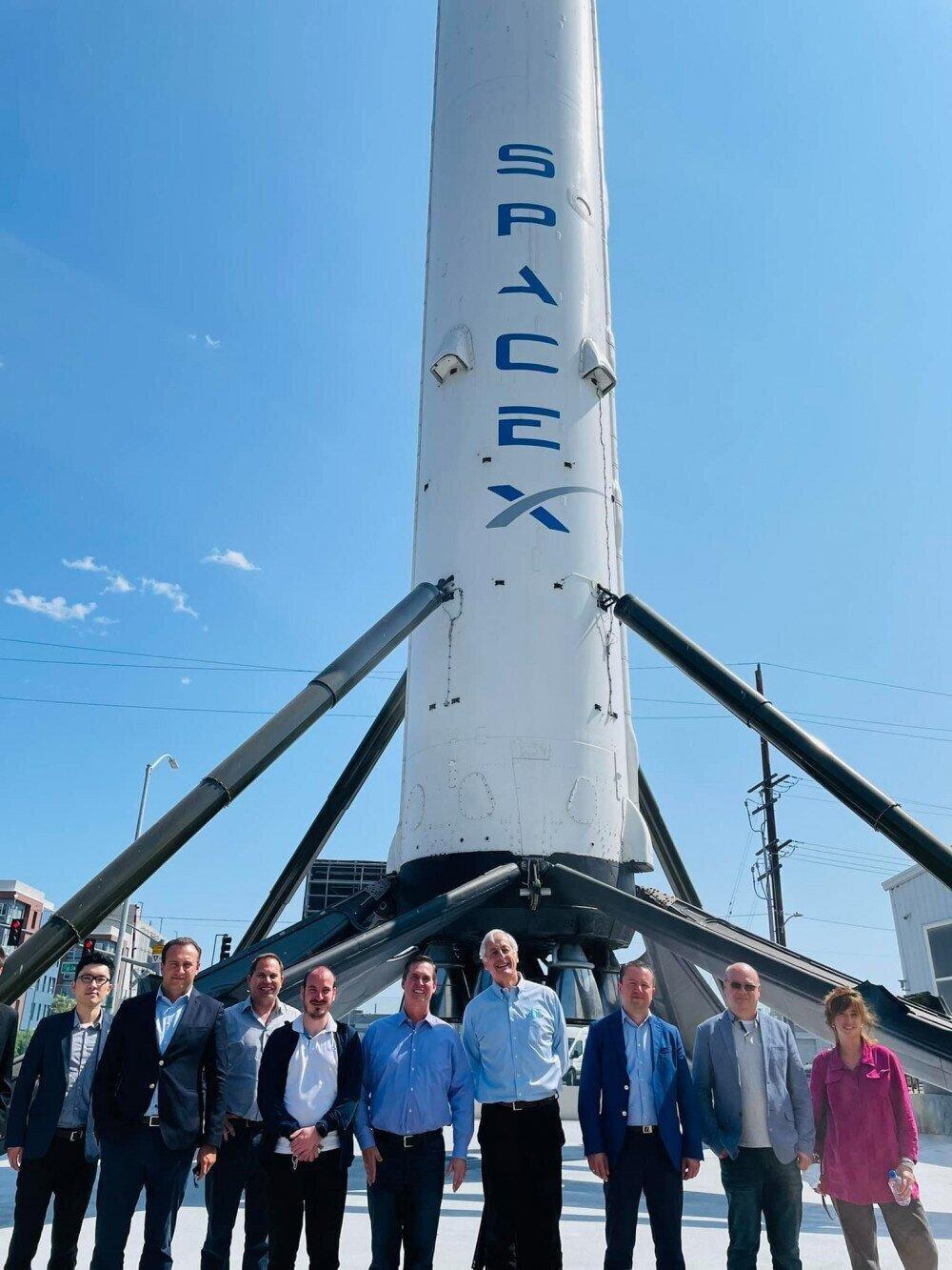 SpaceX საქართველოს თანამგზავრული ინტერნეტის მიწოდების საპილოტე ქვეყნად განიხილავს - GITA