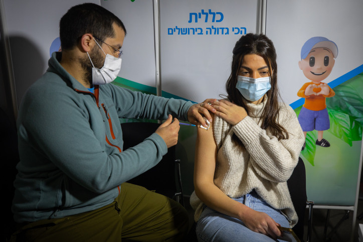 3rd Shot Opened to 30+ in Israel as Country Registers almost 10,000 Cases