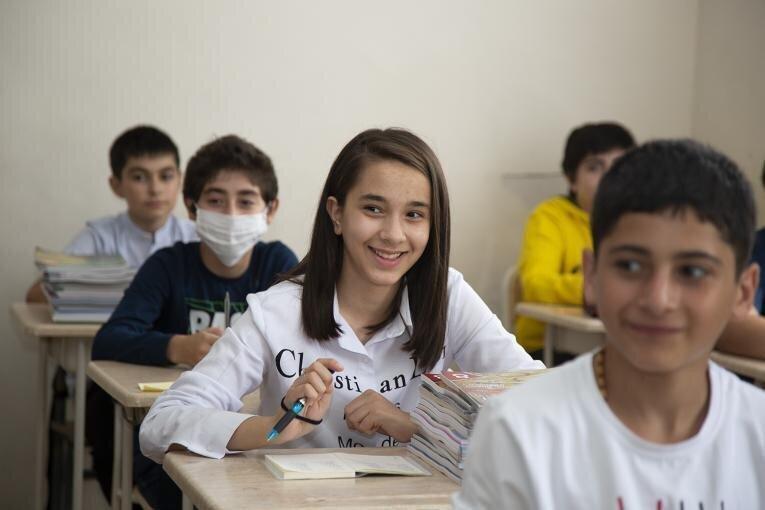 When all sectors are open why should schools close down? - UNICEF Representative in Georgia