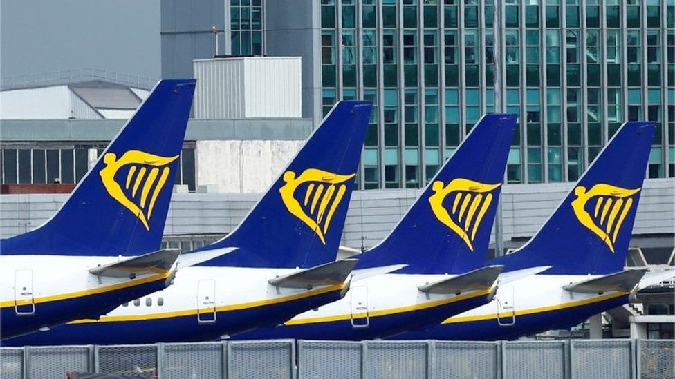 Ryanair Predicts Rapid Rebound in Airline Travel