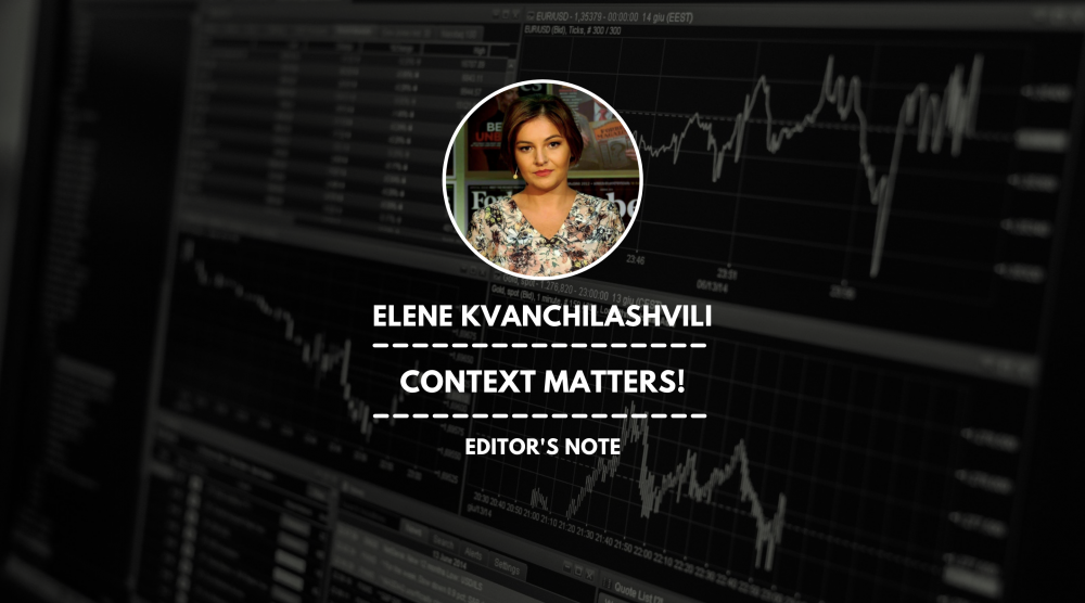 Context Matters!   Editor's Note