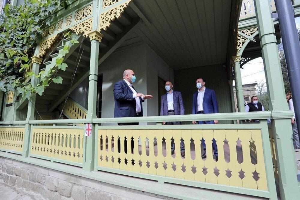 აბასთუმანში ისტორიული სახლების რეაბილიტაცია 5.7 მლნ დაჯდა – პროექტი გრძელდება