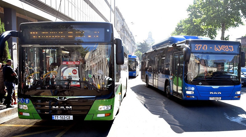 Public Transport Resumes To Work From Today