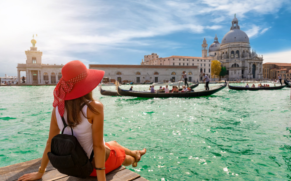 Italy's Domestic Tourism Reaches Its Peak for This Summer