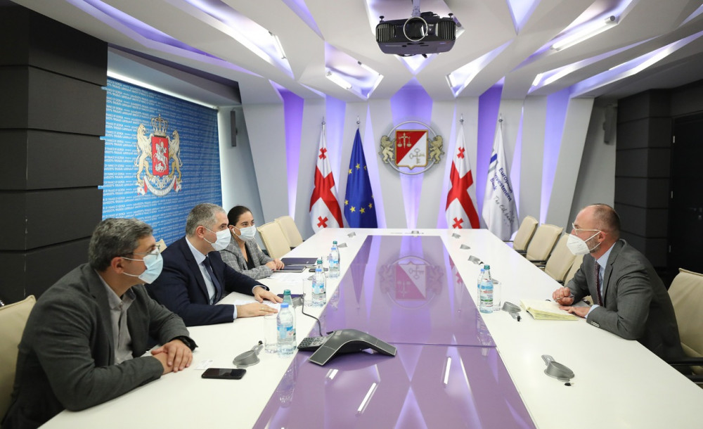 EIB-ის საქართველოში 2 მილიარდი ევროს პროექტები აქვს დაფინანსებული – სამინისტრო
