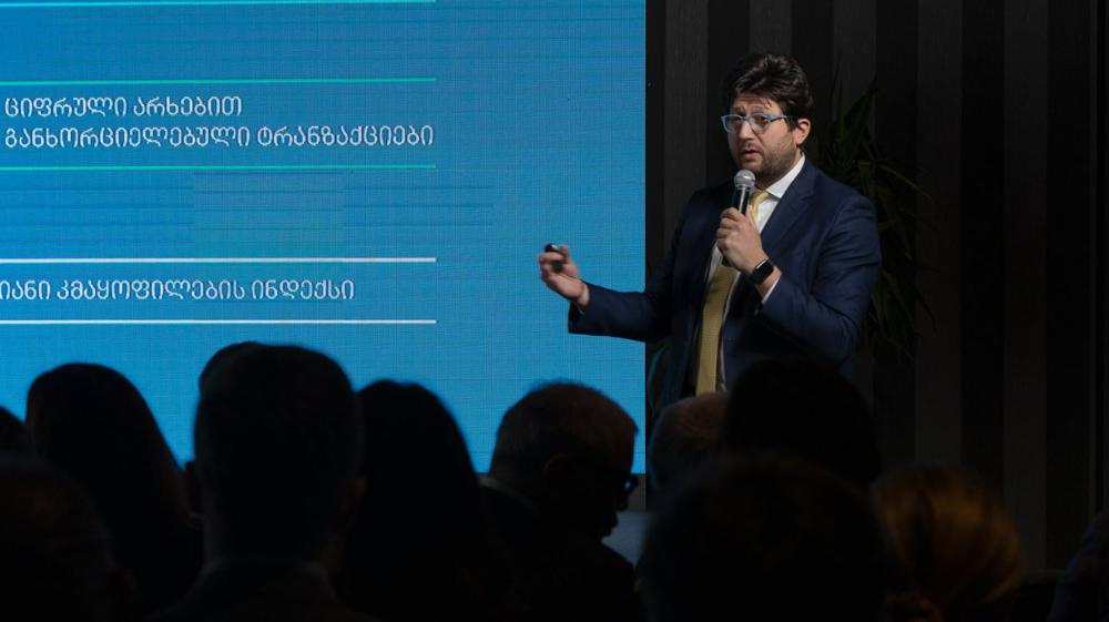 """""""უზბეკეთში """"თიბისის"""" უკვე 550,000 მომხმარებელი, PayMe-ის კი 4 მლნ მომხმარებელი ჰყავს""""- ნიკა ქურდიანი"""