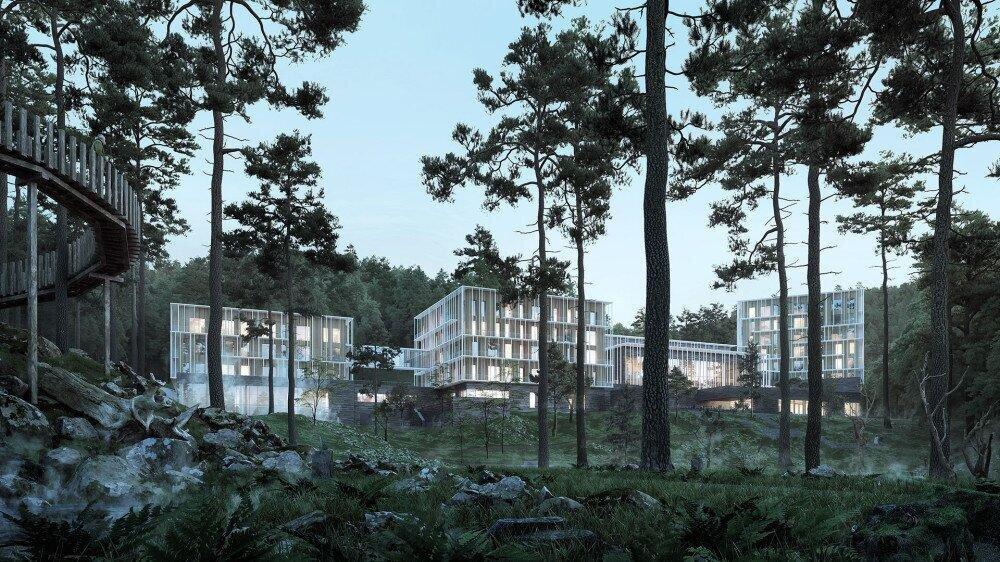 აბასთუმანში $30 მლნ-იანი სასტუმროს გახსნა 2024 წლამდე გადაიდო