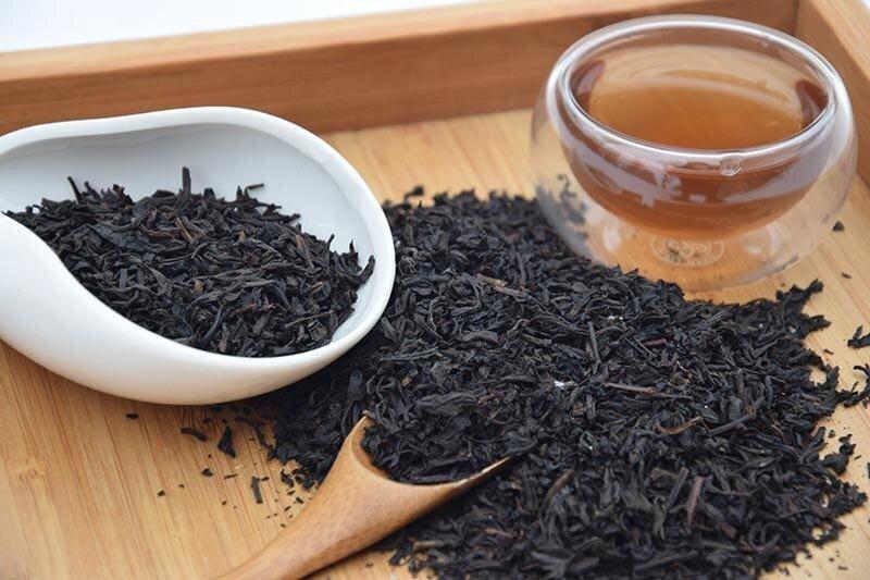Where Does Georgia Buy And Sell Tea?