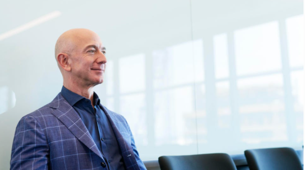Bezos Pledges To Spend $1 Billion On Land And Ocean Conservation
