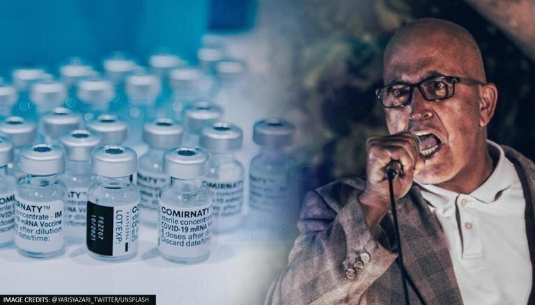 Israeli Anti-vaxx Leader Dies of COVID-19