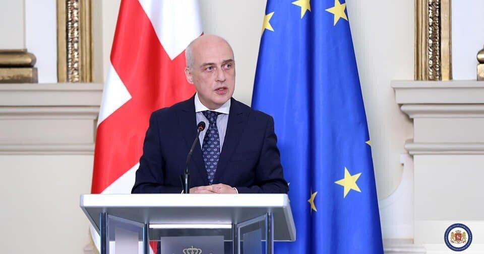 """""""ევროპელი პარტნიორები მხარს უჭერენ ჩვენს მიზანს, 2024 წელს განაცხადის გაკეთებასთან დაკავშირებით"""""""