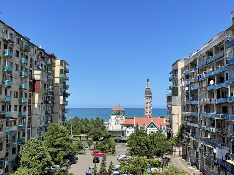 Why Did Sales Of Residential Real Estate Drop In Batumi? - Colliers Explains