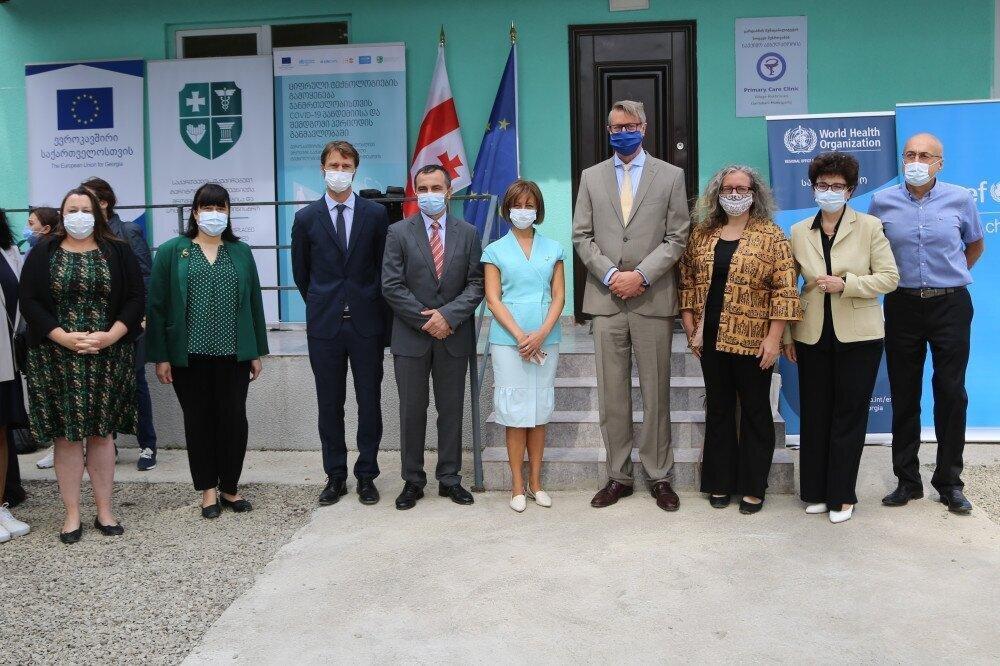 საქართველოში ციფრული ჯანდაცვის ახალი პროექტი იწყება