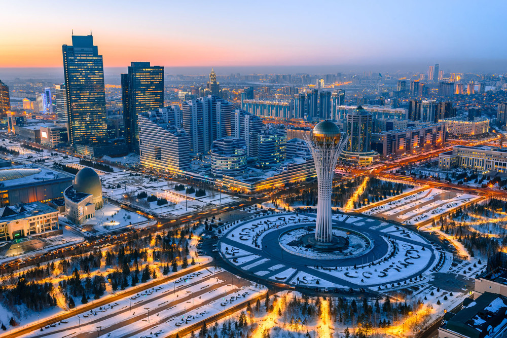 Kazakhstan's Economy Recovers to Pre-Pandemic Levels