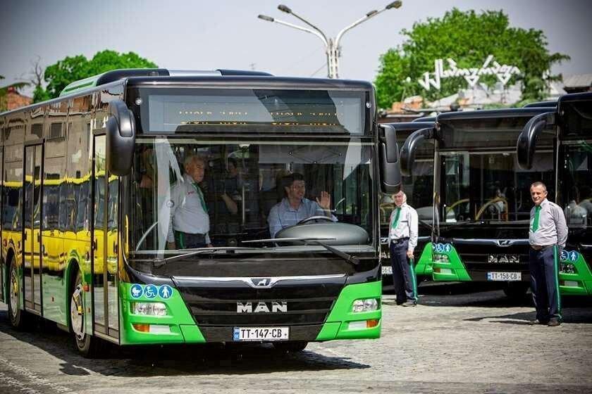 ვიქტორ წილოსანი: ტრანსპორტის ჩანაცვლების პროცესი უკვე დავასრულეთ