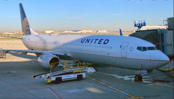 United Airlines-ის თანამშრომლების 97% აცრილია