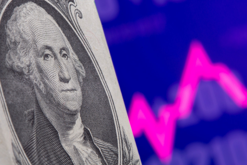 GEL depreciated against USD and strengthened against EUR