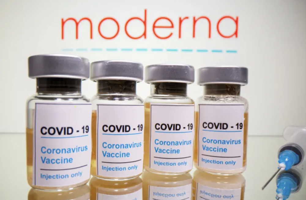 COVID pandemic will be over within a year - Moderna CEO