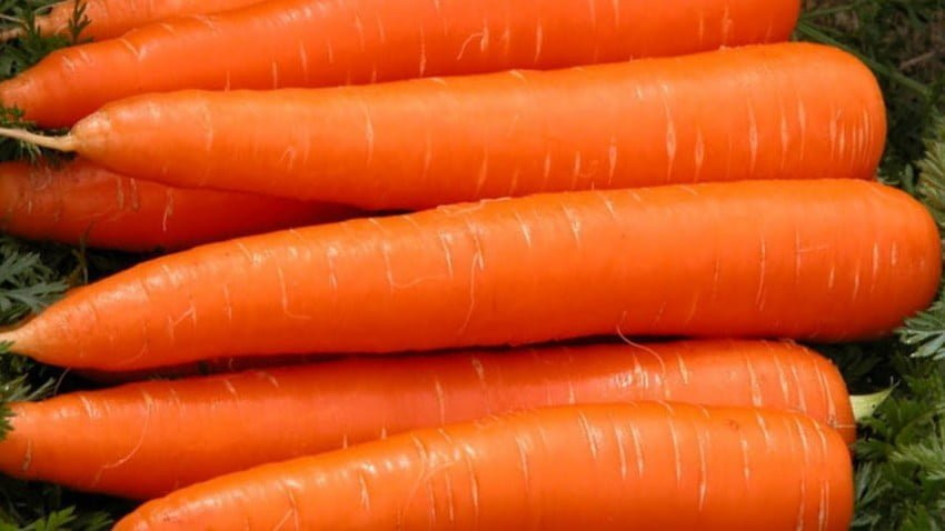 In the Georgian market, Turkish carrots replaced local ones