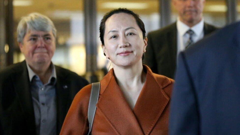 Huawei-ს ფინანსური დირექტორი პატიმრობიდან გაათავისუფლეს, მან კანადა უკვე დატოვა