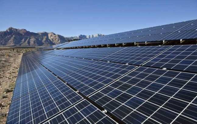"""რა ფინანსურ მხარდაჭერას მიიღებს """"უდაბნოს მზის ელექტროსადგურის"""" ინვესტორი?"""
