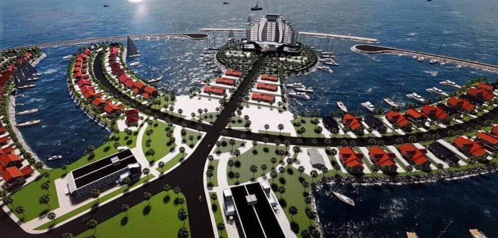 მთავრობამ ბათუმის კუნძულის ინვესტორს 90 ჰა გადასცა - ვის ეკუთვნის $100-მლნ-იანი პროექტი