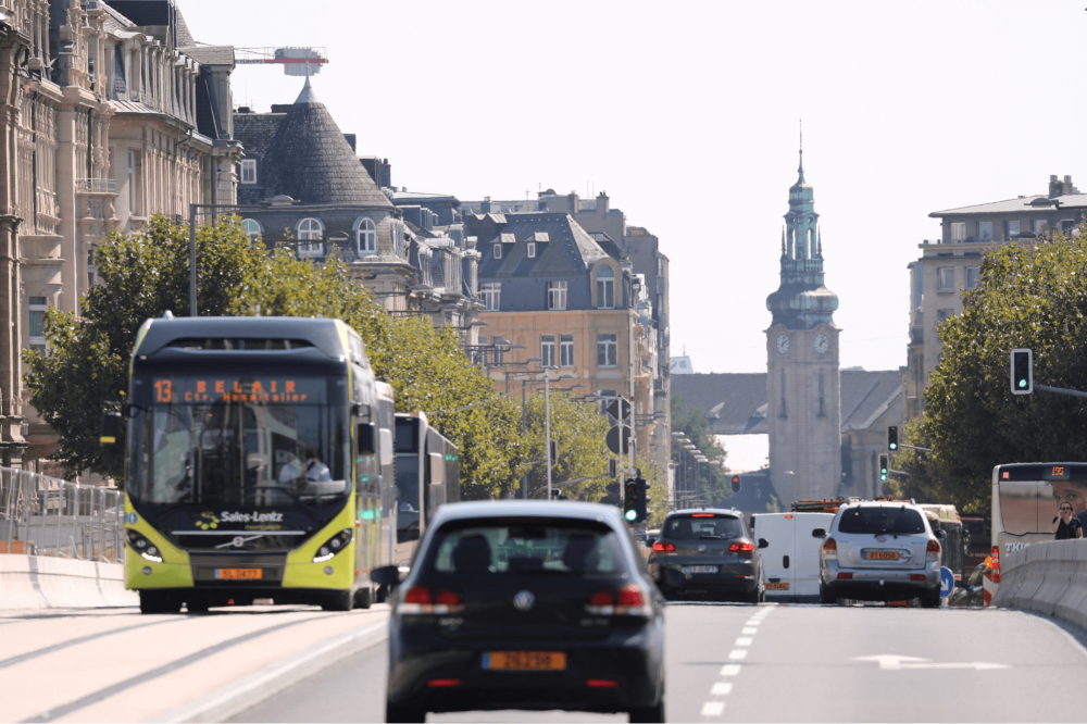 Luxembourg Leads Cars per Inhabitant List in the EU